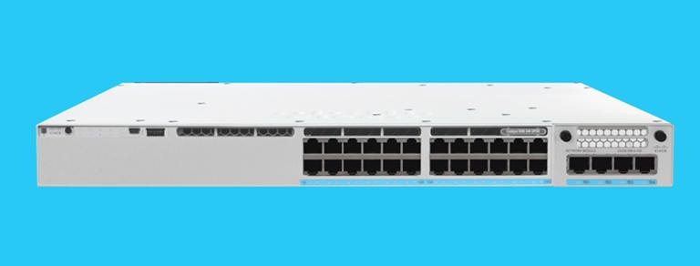 Thiết kế mẫu Switch Cisco 9300 có điểm gì nổi bật?